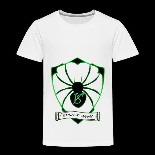 Spider army - Kinder Premium T-Shirt