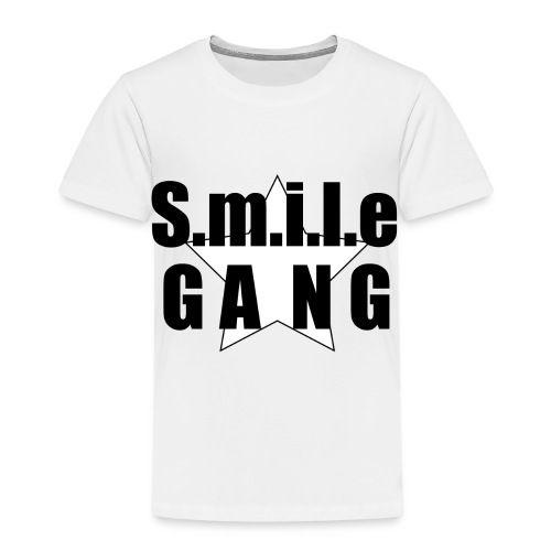 Smile Gang - Kinder Premium T-Shirt