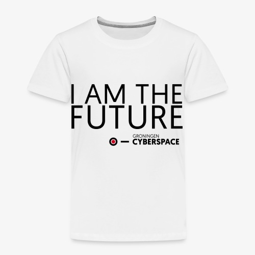 I am the future - Kinderen Premium T-shirt