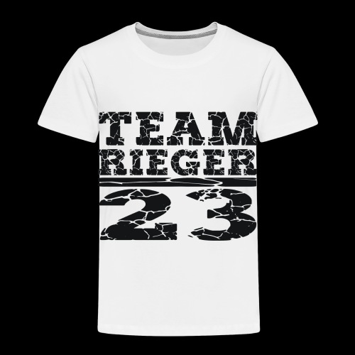 TEAM RIEGER - 23 - Kinder Premium T-Shirt