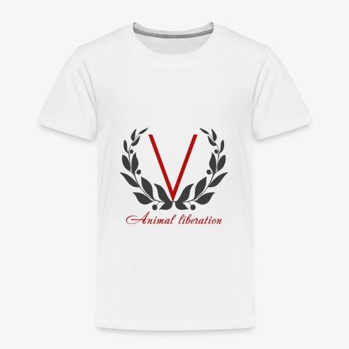 Animal liberation - Kids' Premium T-Shirt