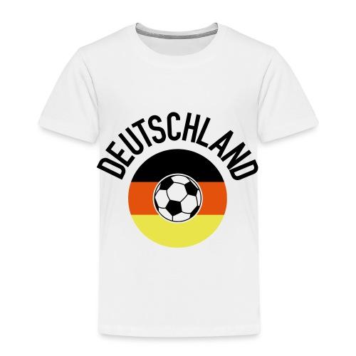 Deutschland01WM2018 - Kinder Premium T-Shirt