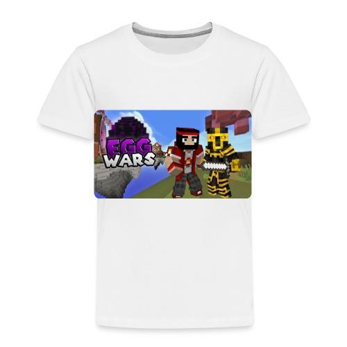 EggWars Manu y Massi - Camiseta premium niño