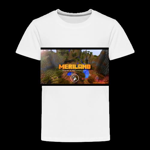 Taza Meriland con web - Camiseta premium niño