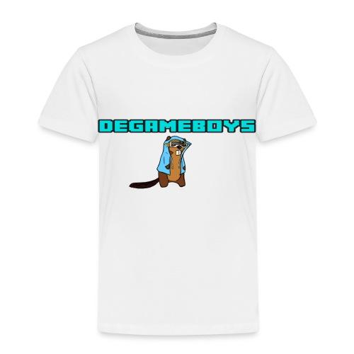 DeGameBoys Trui - Kinderen Premium T-shirt