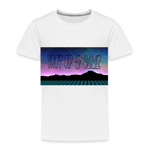Shut up-N- Game - Kids' Premium T-Shirt