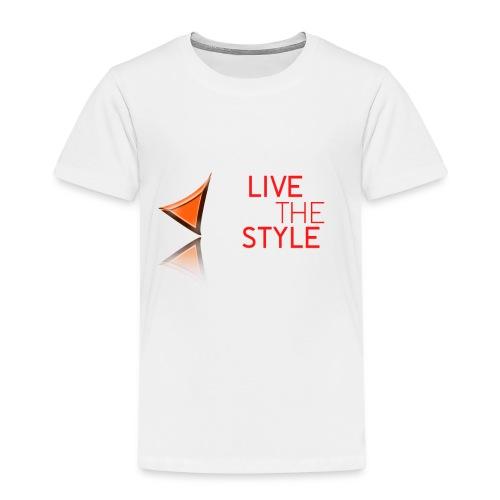Live The Style - Kids' Premium T-Shirt