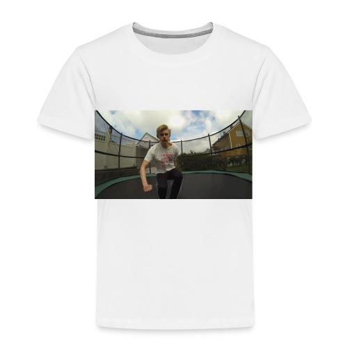 Trampoline - Premium T-skjorte for barn