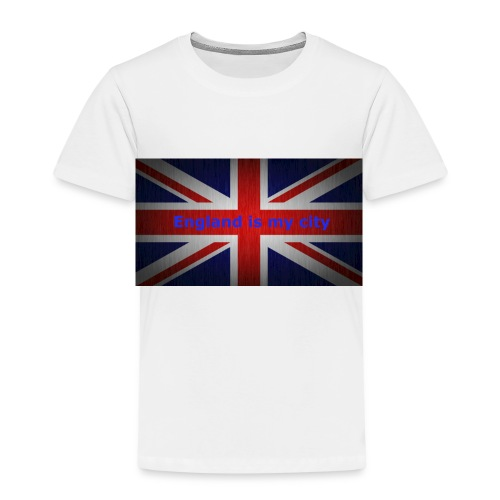 England is my city t shirt - Kinderen Premium T-shirt