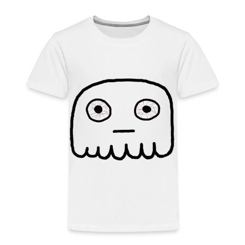 GhostCloth Geist mit roten Augen - Kinder Premium T-Shirt