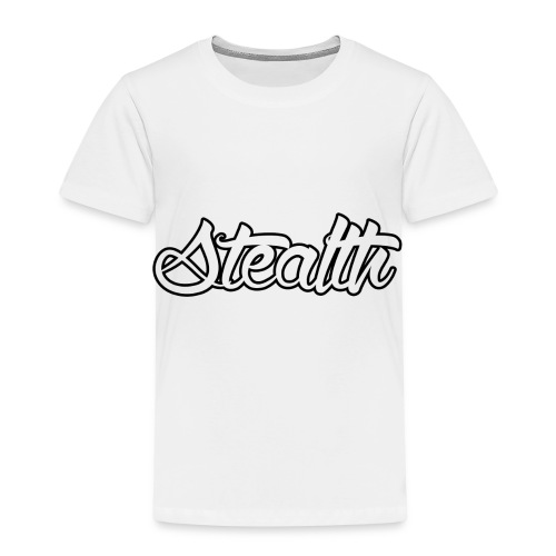 Stealth White Merch - Kids' Premium T-Shirt