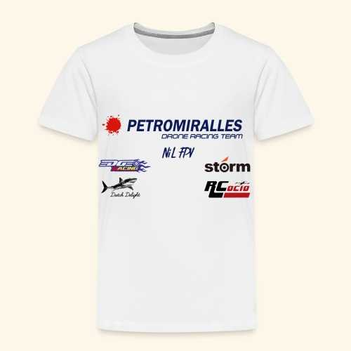 DRONE RACING TEAM - Camiseta premium niño