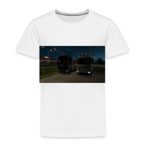 ETS 2 MP - Kinder Premium T-Shirt