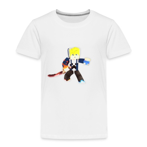 Minecraft - T-shirt Premium Enfant