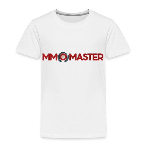 logo mmomaster - Kinder Premium T-Shirt