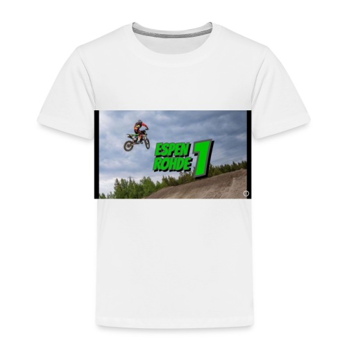 Espen rohde logo - Premium T-skjorte for barn