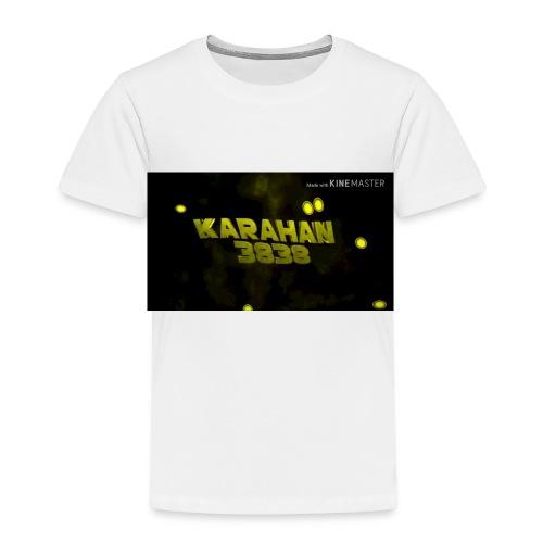 Karahan383 8 T-Shirt - Kinder Premium T-Shirt