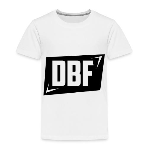 DBF Logo Text - Kids' Premium T-Shirt