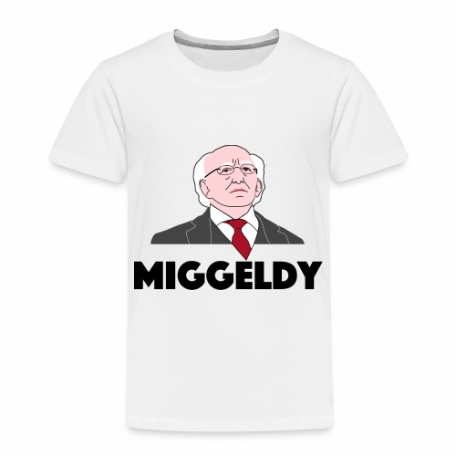 Miggeldy Higgins - Kids' Premium T-Shirt