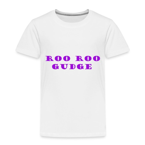 rooroogudge - Kids' Premium T-Shirt