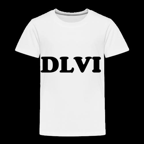 DLVI T-shirt - Kids' Premium T-Shirt