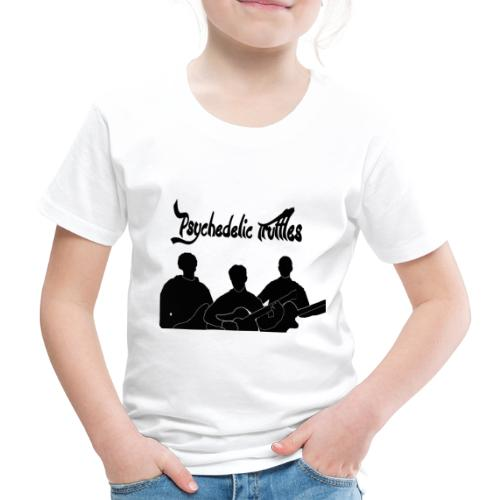 PsychedelicSilhouttes - Kids' Premium T-Shirt