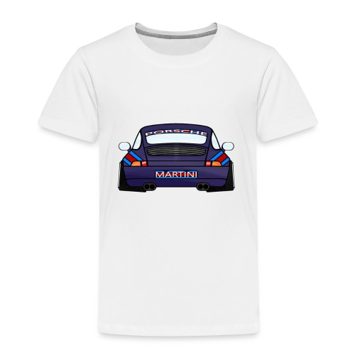 Magenta maritini Sports Car - Kids' Premium T-Shirt