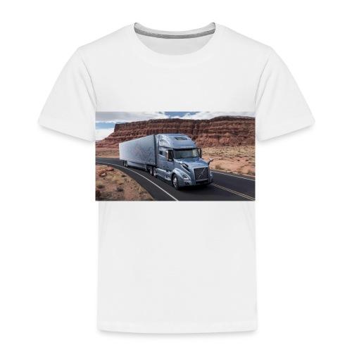 Truck - Kinder Premium T-Shirt
