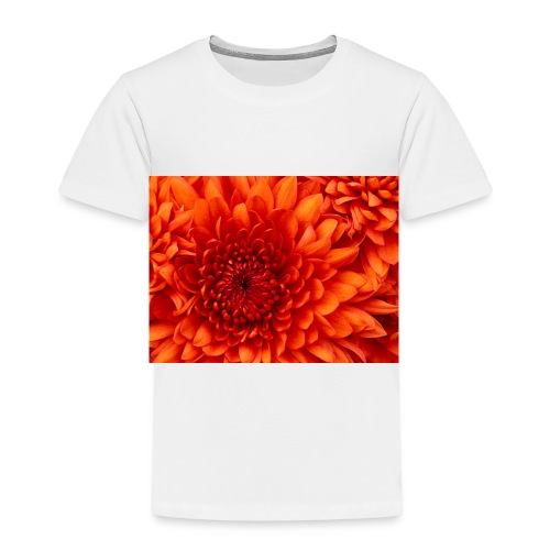 Chrysanthemum-jpg - Maglietta Premium per bambini