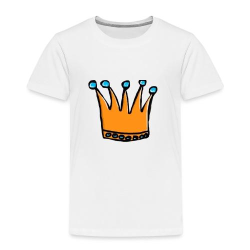Cartoon logo - Kinderen Premium T-shirt