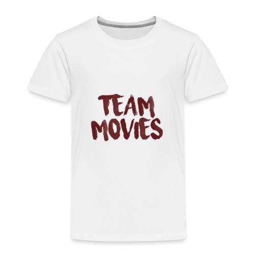 Team Movies (all things red kollektion) - Premium-T-shirt barn