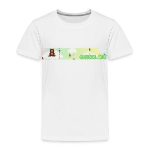 Naissance de GRIZLOU - T-shirt Premium Enfant