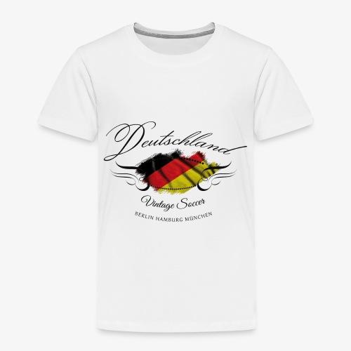 Vintage Deutschland - Kinder Premium T-Shirt