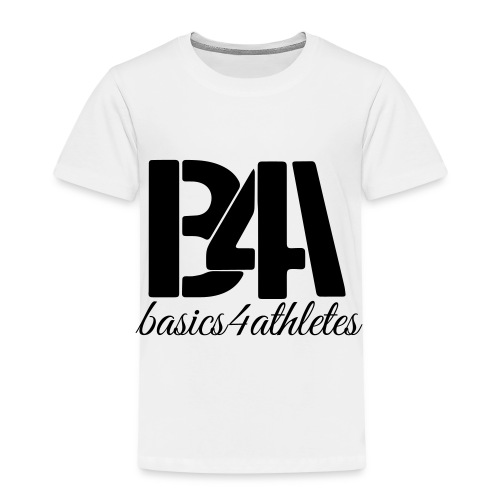 B4A basics4athletes - Kinder Premium T-Shirt