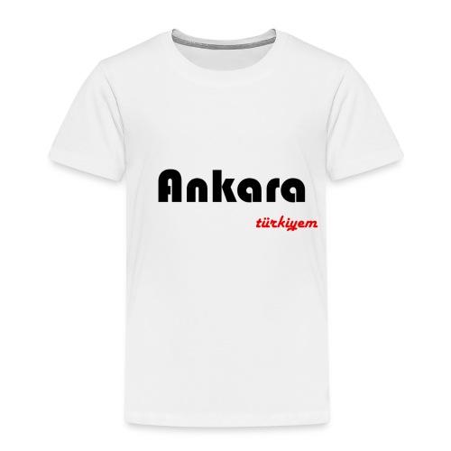 Ankara Türkiyem Heimat - Kinder Premium T-Shirt