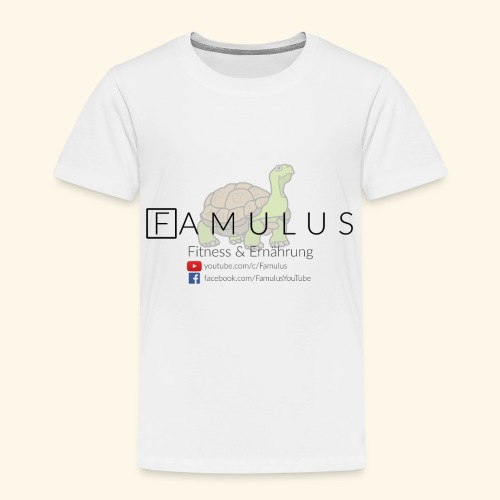 Offizielles Famulus Design - YouTube-Kanal - Kinder Premium T-Shirt