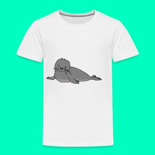 Süße Robbe - Kinder Premium T-Shirt