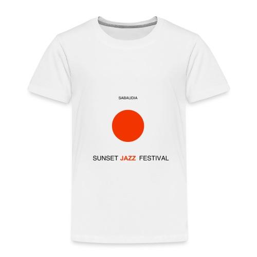 Sunset 2018 chiari - Maglietta Premium per bambini