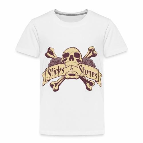 calabera - Camiseta premium niño
