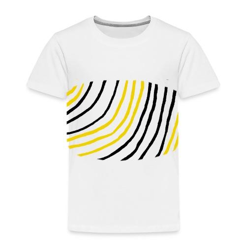 Raidat - Lasten premium t-paita