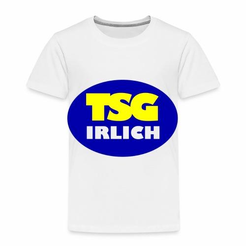 TSG Irlich Logo - Kinder Premium T-Shirt