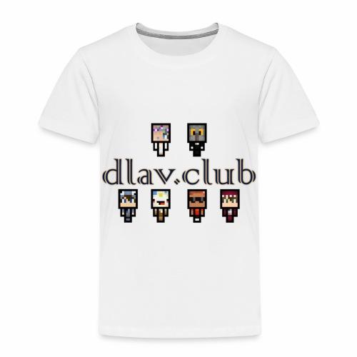 dlav.club staff team - Kids' Premium T-Shirt