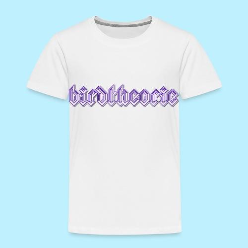 birdtheooooo - Kinderen Premium T-shirt