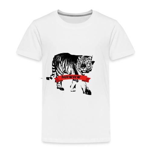 Collection de Vêtement Tigre NAWAW - T-shirt Premium Enfant
