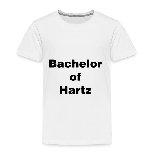 bachelor of hartz - Kinder Premium T-Shirt