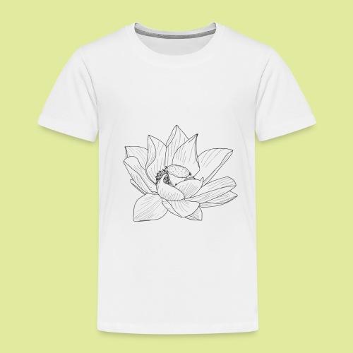 FlowerBlüte - Kinder Premium T-Shirt