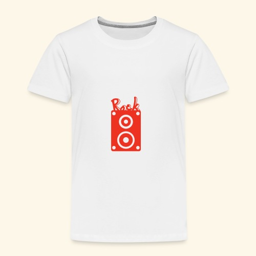 Rock Box - Kinder Premium T-Shirt