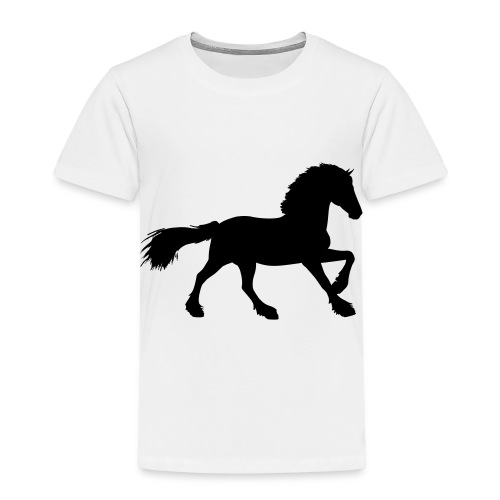Pferd - Horse - Kinder Premium T-Shirt