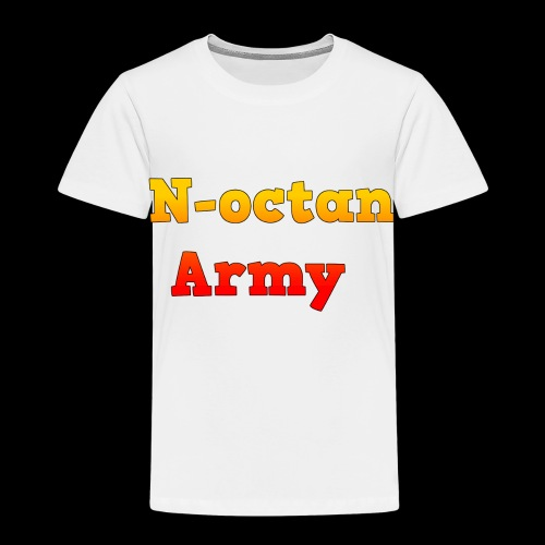 N-octan Merch - Kinder Premium T-Shirt