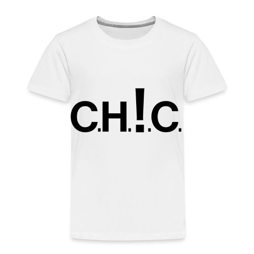 chic new black - Koszulka dziecięca Premium
